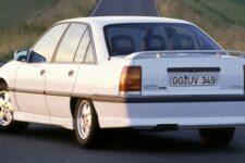 Opel Omega: эволюция автомобиля