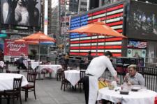 В ресторанах и спортзалах Нью-Йорка будут требовать сертификат вакцинации