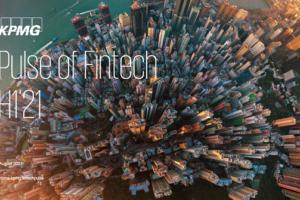 Інвестиції у фінтех зросли до рекордно високого рівня у першій половині 2021 року, – глобальне дослідження KPMG Pulse of Fintech