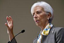 Глава ЄЦБ закликала розробити криптовалютне законодавство