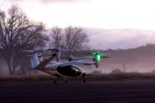 NASA тестирует воздушное такси в Калифорнии