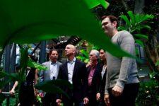 Скільки грошей виділить екологічний фонд Джеффа Безоса на природоохоронну діяльність?