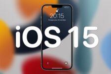 Apple официально представила новую iOS 15