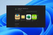 Энтузиасту удалось установить Google Play Маркет на Windows 11